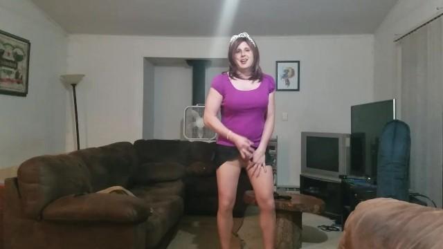 Sissy Denver Shoemaker Clitty Creams Pantyhose Like a Slut