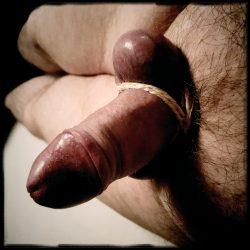 Small cock bondage