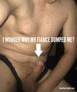 Why did my fiance dump me?