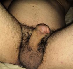 45 yo fully hard dick