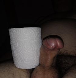 Fully hard dick