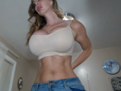 Get your tiny dick dominated by my big tits