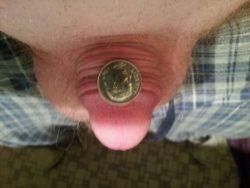Wish mine was an average dime a dozen dick..