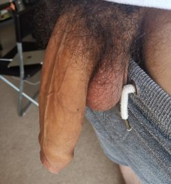 Just wait till it gets hard in your hole