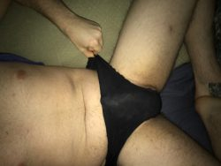 Dicklette so tiny I only get to wear panties