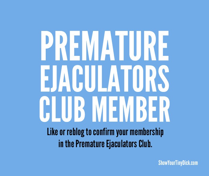 Join the club – Joined!