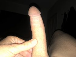My pencil dick…