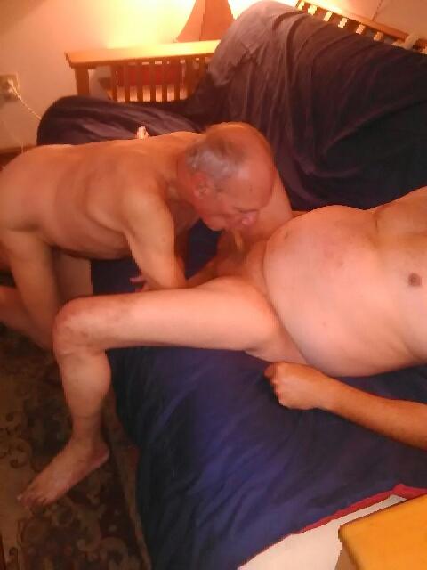 Richard sucking cock 4 mistress Julie Allain