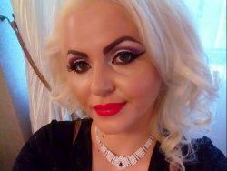 Blonde findom money mistress draining piggy banks