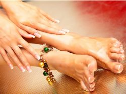 Your findom mistress demands foot worship