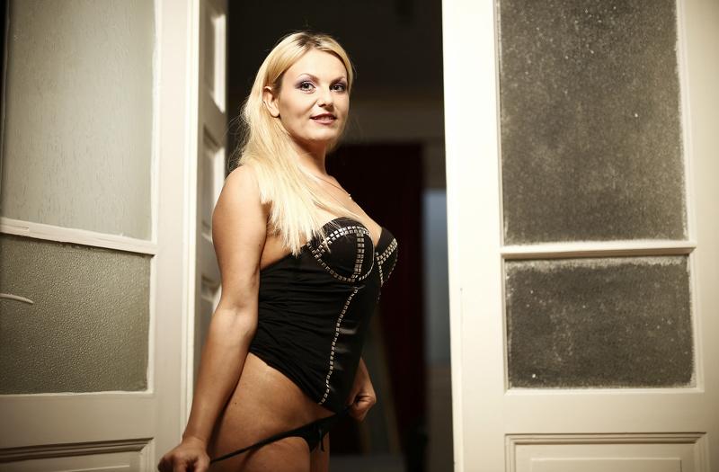 Horny housewife teasing tiny dick cuckolds