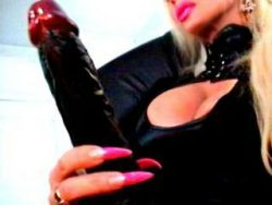Mistress has a treat for you sissy
