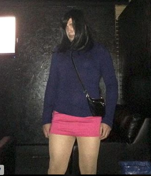 sissy erica at the theatre