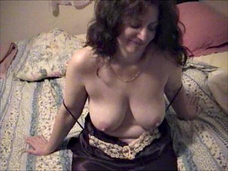 Ellen showing more of her tits.