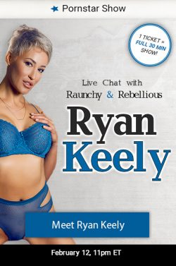 Ryan Keely is gonna be on webcam tonight at 11pm EST