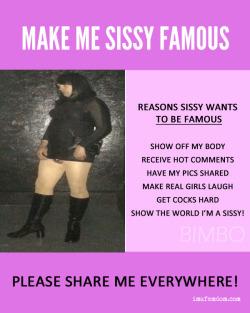 make sissy slut erica famous