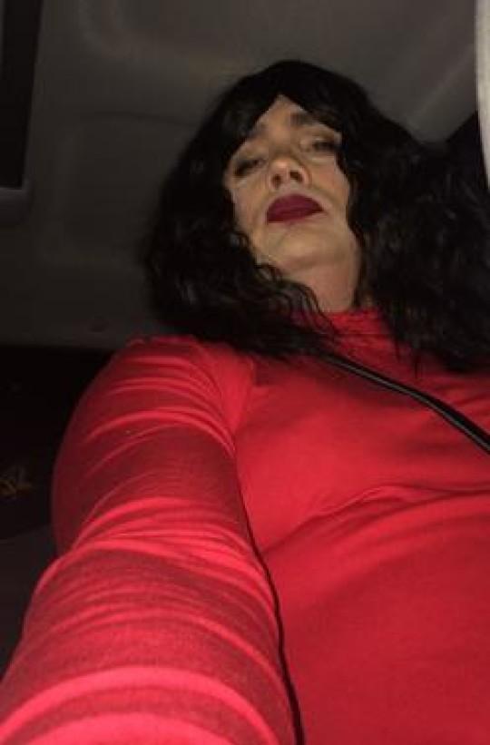 erica driving around