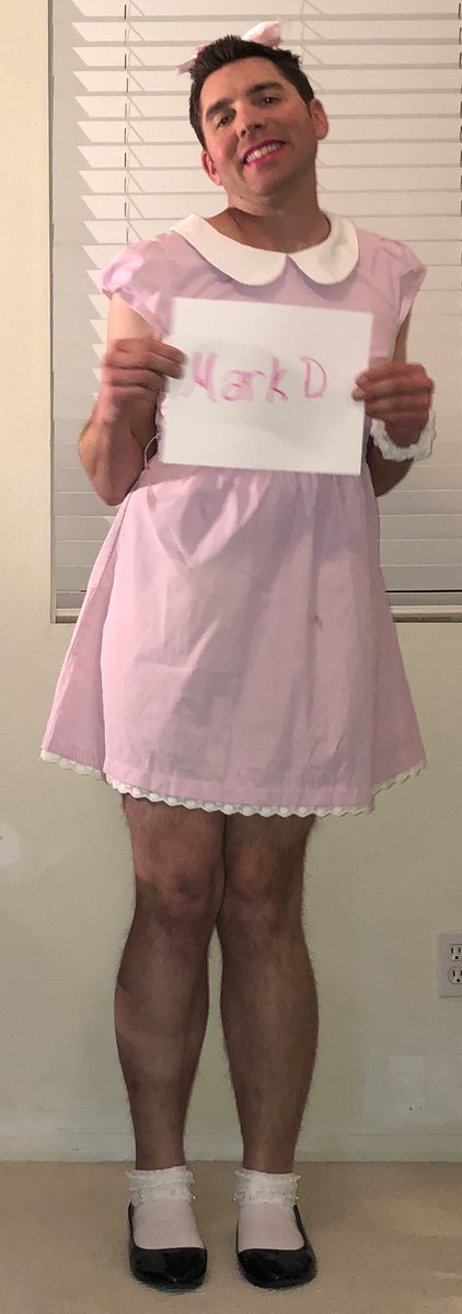 Sissy loves pretty pink dresses and adorable flats
