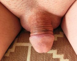 Me – like the clitty or is it too tiny?