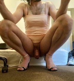 Lil sissy clit