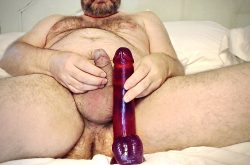 Little dick big Dildo