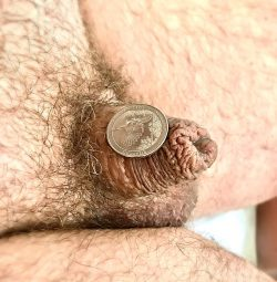 Penny for your thoughts?.. or should I say quarter?