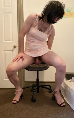 Sissy Slut. Cock or Clitty?