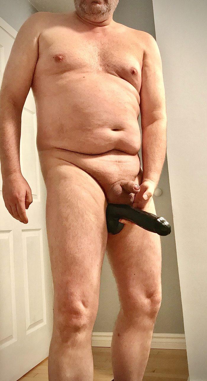 Little dick big Dildo