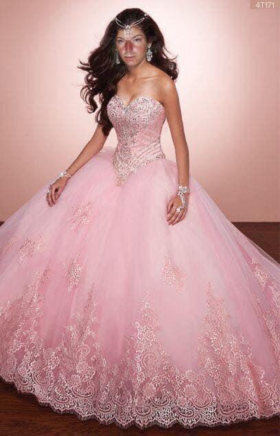 Marisa Kardashian Pink Quinceanera 👗
