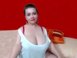 Big busty bbw domme mistress teasing sissies and subs online