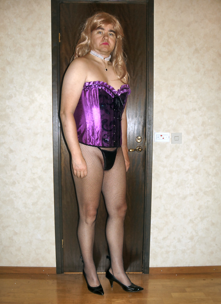 Sissy – New corset