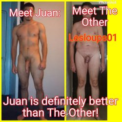 Juan is better than the Other