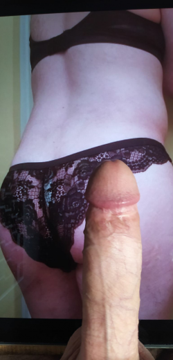 Another cock tribute!