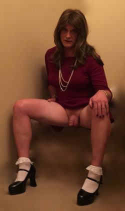 Small cock sissy desperately seeking permanent widespread exposure!