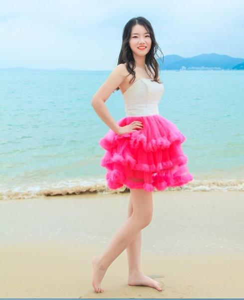 Pretty Asian princess in love with big white cock