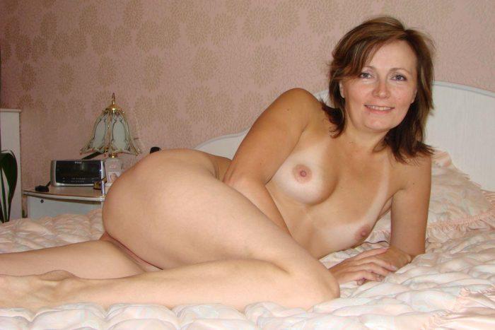 Nude russian milf
