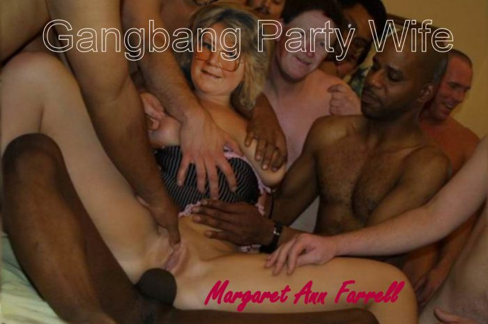 Gangbang Partywife Margaret