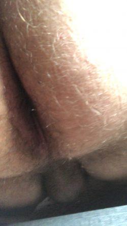 My sissy ass