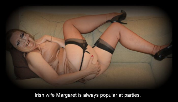 Party Wife Margaret