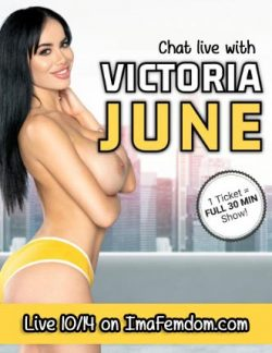 Victoria June webcam live stream