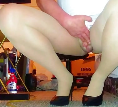 Clitty disappearing!