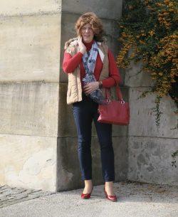 Nicole Behrend in Rüdesheim