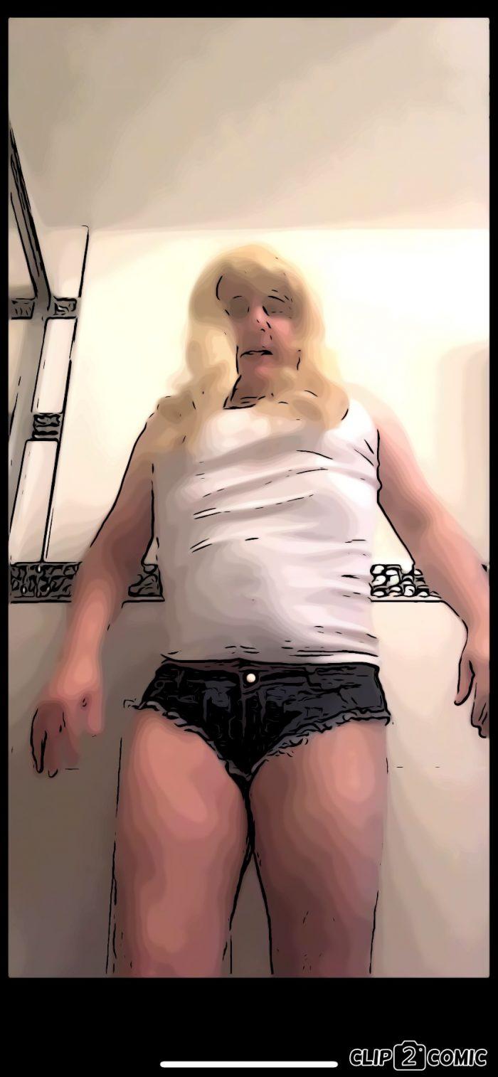 I'm a sissy slut!