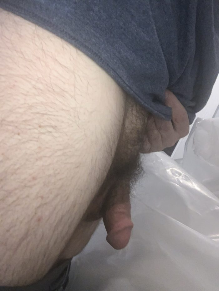 My small flaccid penis