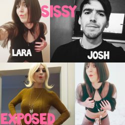 Josh.s is sissy lara myers. Expose all her pics! Download repost, make sissy exposure permanent