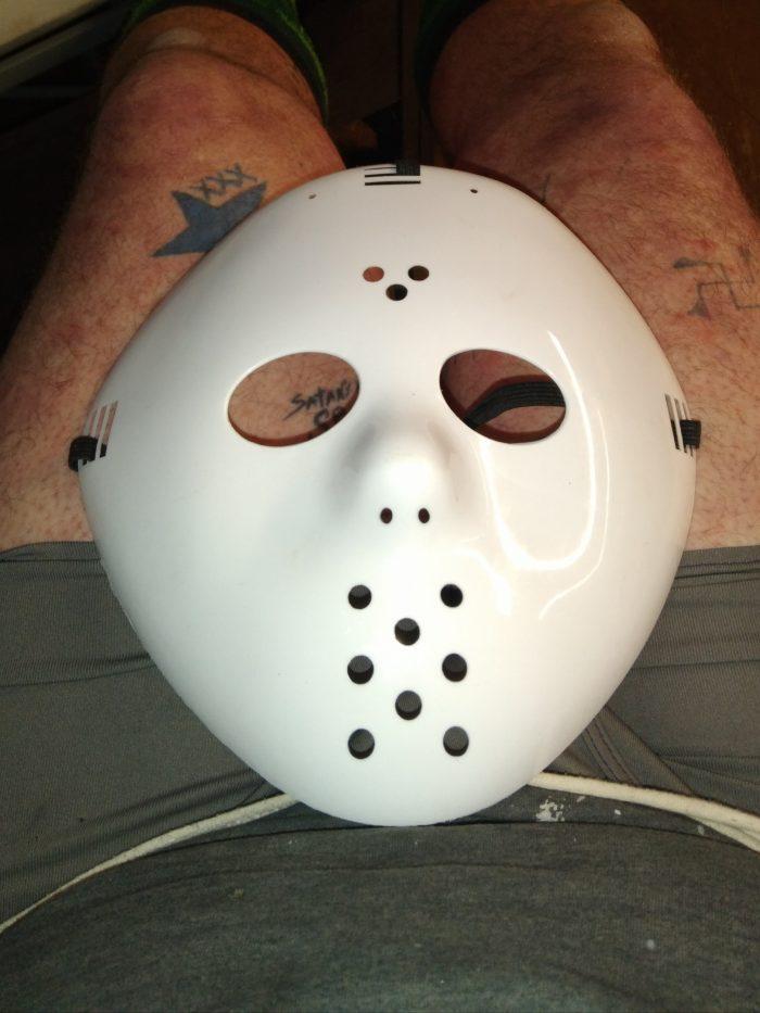 Jason is home
