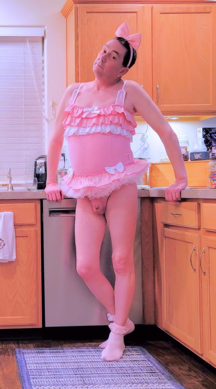 Baby Dick Sissy Jeffery Heuett for Exposure