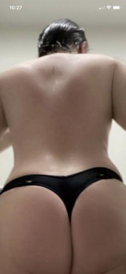 I love my little thongs