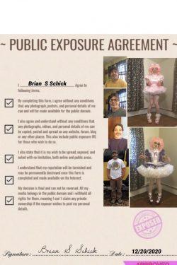 Public Exposure Agreement