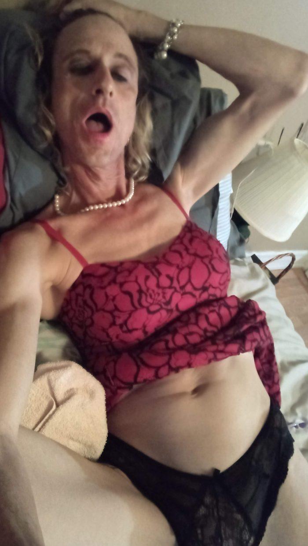 Stephanie Collier moans